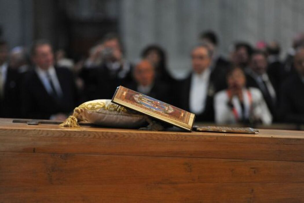 Ahora, se deberá esperar el próximo paso para que Juan Pablo II se convi...