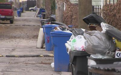 Se acumulan basuras en Distrito 12 tras eliminación de ruta del Departam...