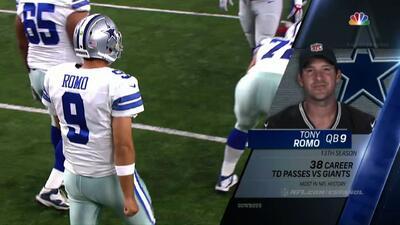 Tony Romo highlights