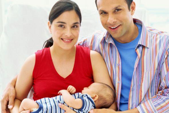 ¿Has tenido un nuevo hijo?- El que la familia crezca seguro es una bendi...
