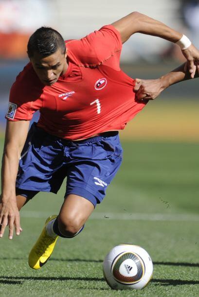 La selección chilena estará jugando cerca de su casa, en l...
