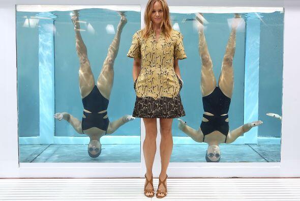 Trajes de baño, ropa para yoga y la chamarra 'weekend perfomance' en ton...