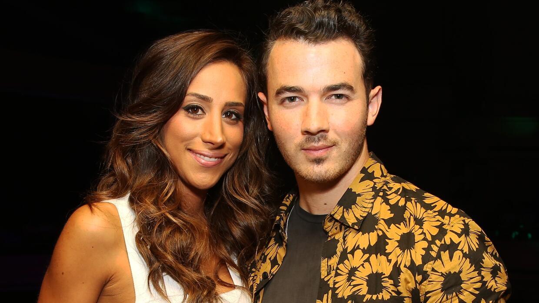 Kevin y Danielle Jonas