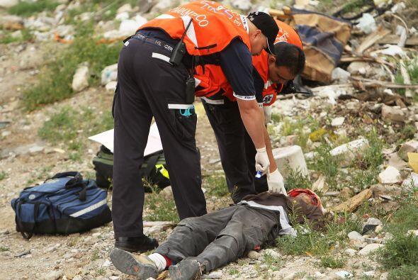 Los asesinatos cometidos en 11 meses del 2010 ya pasaron la totalidad de...