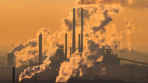 La contaminación atmosférica ha sido la principal responsable del increm...