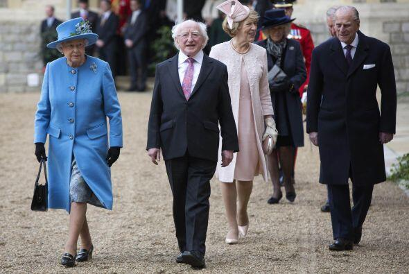 El político laborista y su mujer, que se alojan en Windsor (afueras de L...