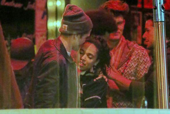 Lucen como la pareja perfecta.