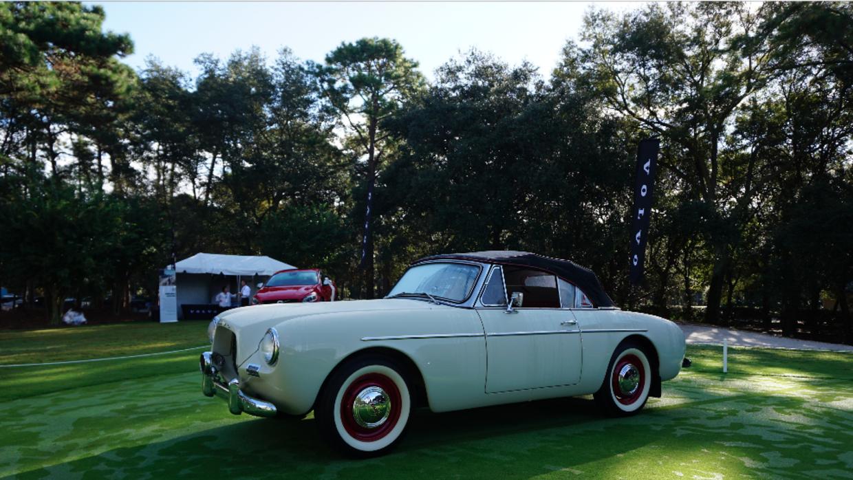 Volvo Sport 1957, el primer deportivo en la historia de la marca sueca