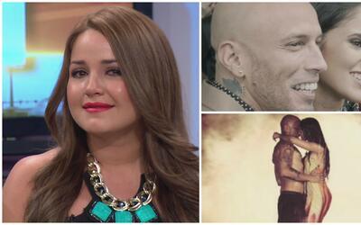 Gredmarie Colón reacciona a rumores de nueva pareja de Alexis