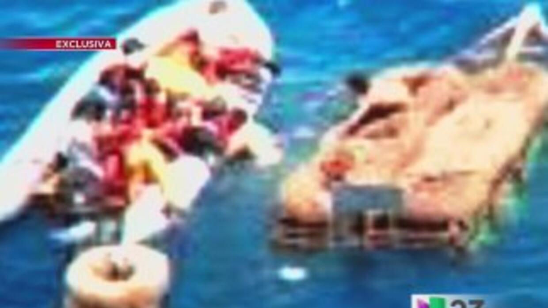 Luto por muerte de balseros cubanos en alta mar