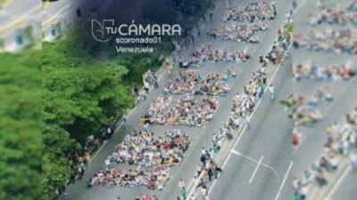 Foto enviada desde Venezuela a TU CÁMARApor el usuario scoronado01, qui...