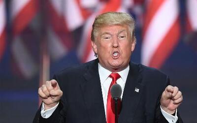 La reacción de Trump frente la asignación de Tim Kaine