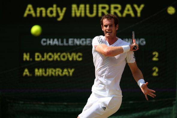 Murray ganó en el Abierto de Estados Unidos y Djokovic en el Abierto de...