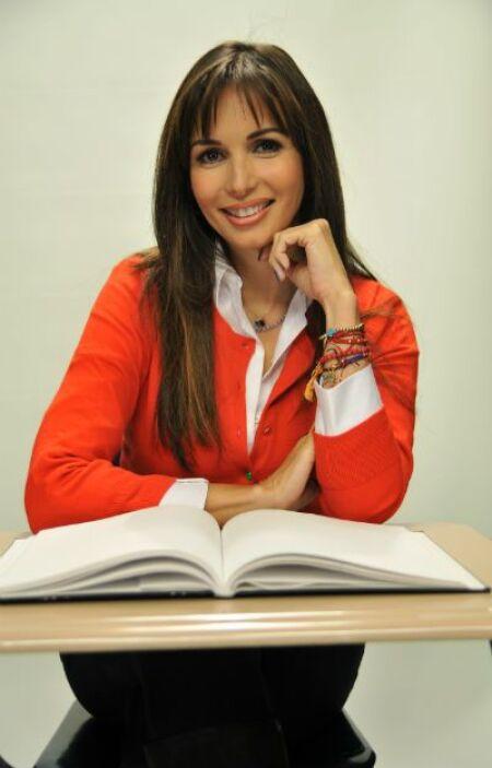 Giselle Blondet, presentadora de Nuestra Belleza Latina, está triste est...