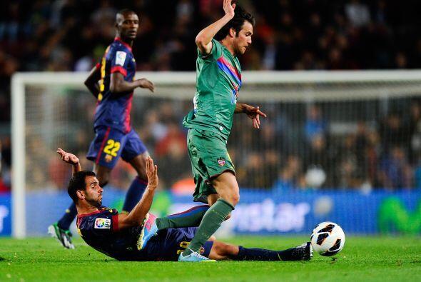 Partido gris del Barcelona que no contó con Messi, Piqué y...