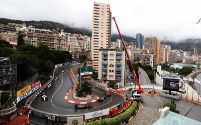 La Fórmula 1 llega a uno de los circuitos con más glamour de todo el cam...