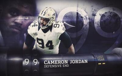 Top 100 Jugadores 2016: (Lugar 99) DE Cameron Jordan - Saints