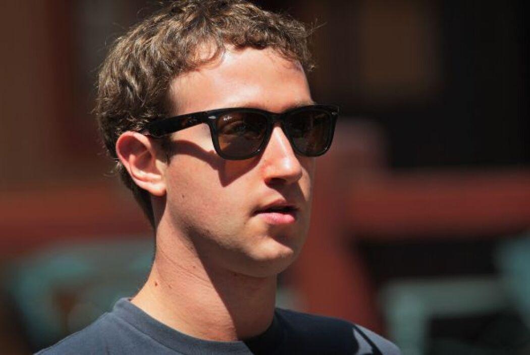 Facebook surgió como un proyecto escolar en Harvard en 2004 para ponerse...