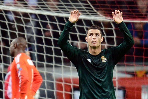 Cristiano Ronaldo abrió el marcador para romper con la paridad.