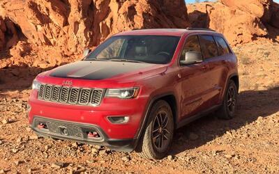 Conoce a la Jeep Gran Cherokee Trailhawk 2017 la SUV especializada en of...