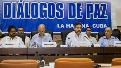 Avanzan las negociaciones entre las FARC y Colombia