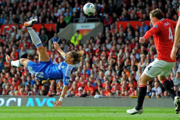 Pero apenas arrancó el complemento, Fernando Torres hizo su prime...