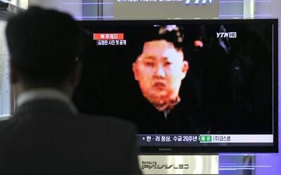 El líder de Corea del Norte aseguró que su régimen...