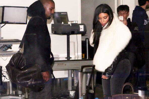 Todo marchaba a la perfección, Kanye estaba de buen humor, Kim no tuvo p...