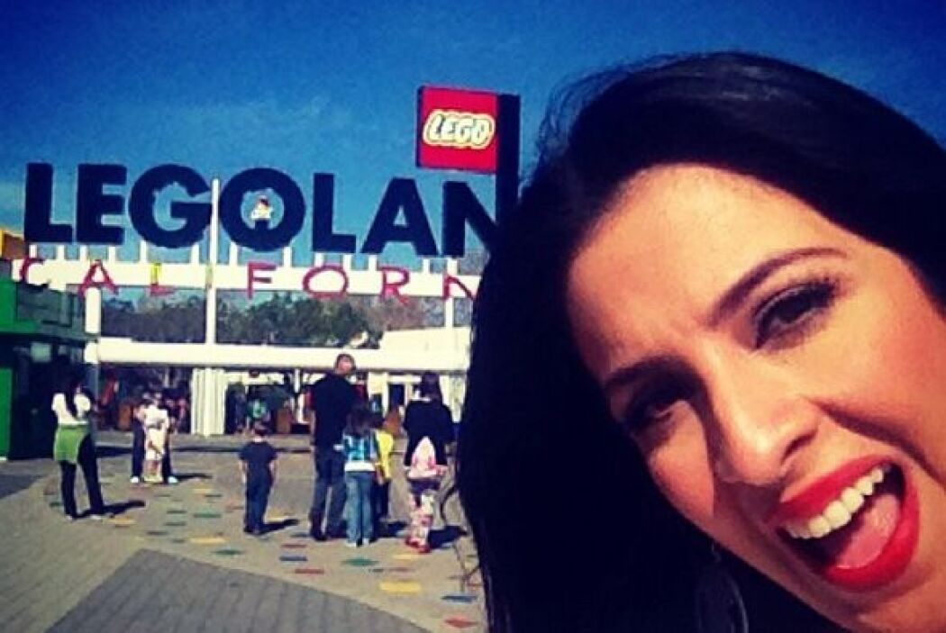 """#LegoLand #saturday #fun #MaityOnTheRoad #DespiertaAmerica #Univision"",..."