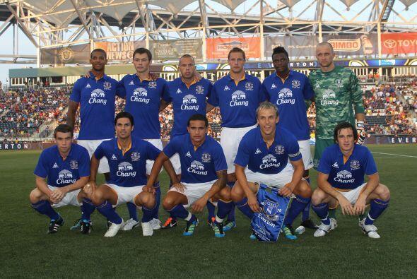 Everton se ve obligado a pelear por, esta vez, alcanzar un puesto en Lig...
