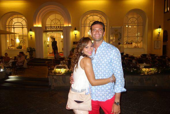 Después de una boda hermosa y un festejo más que divertido...