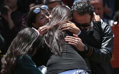 Se abre la frontera para reunir a las familias