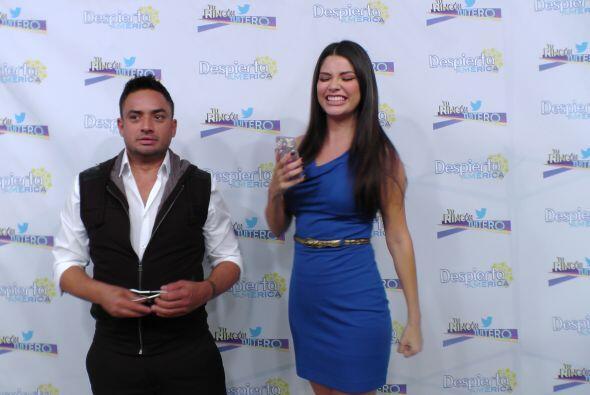 Manny Manuel visitó el Rincón Tuitero de Ana. ¡Qué sonrisota la de nuest...