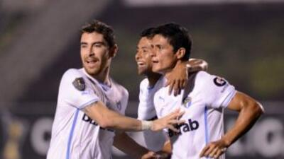 Tras golear 3-0 al Suchitepéquez y a falta de tres jornadas para que ter...