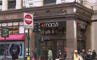 Macy's anuncia el cierre de tres tiendas en Houston