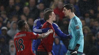 West Brom le sacó el empate al Chelsea