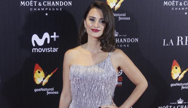 Penélope Cruz estrena 'La Reina de España'