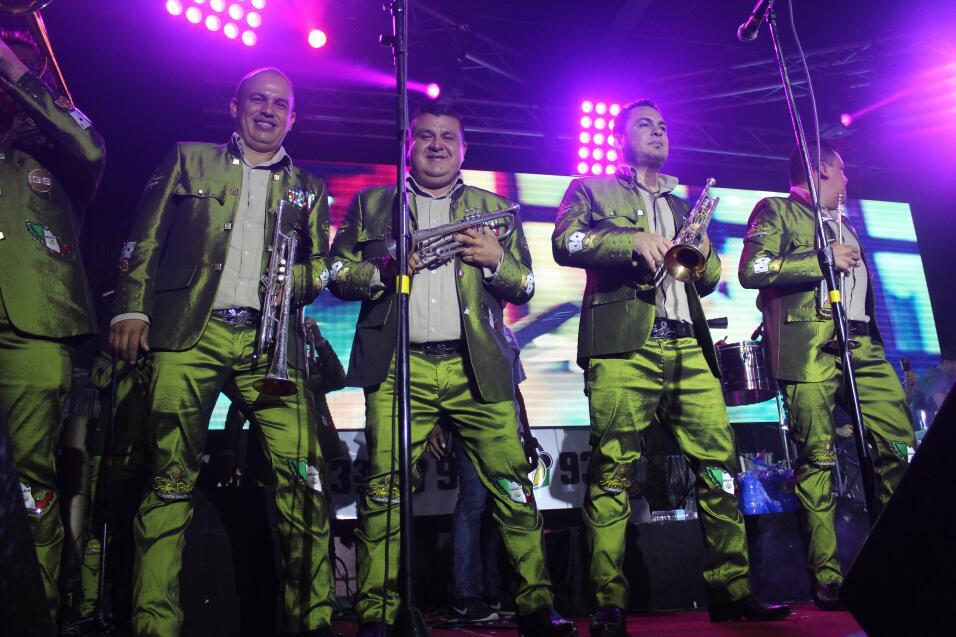 La Séptima Banda en EXCLUSIVA en Houston