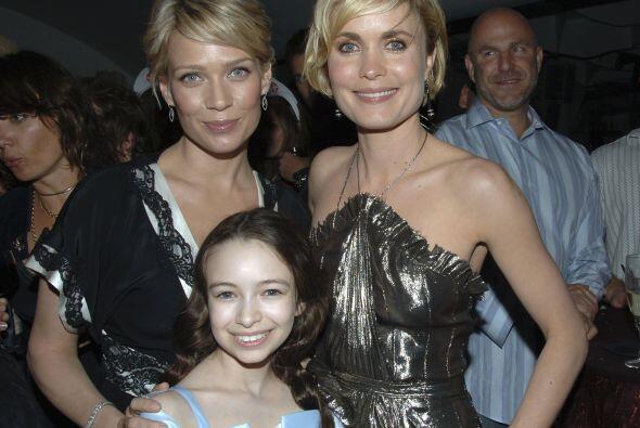 En 2006, protagonizó con Radha Mitchell y la pequeña Jodelle Ferland la...