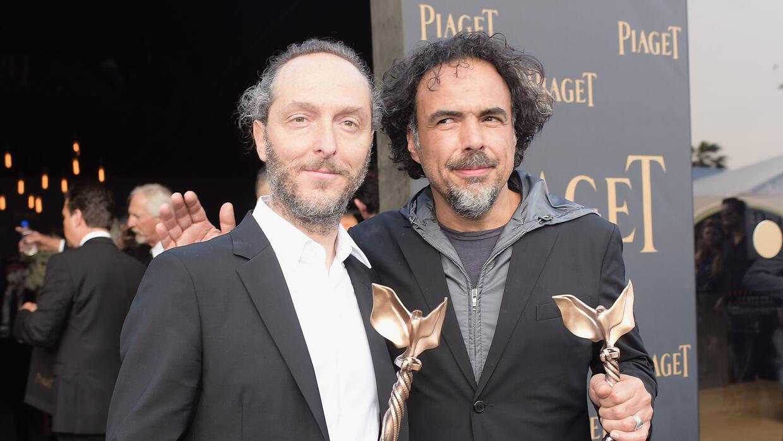 Iñárritu y Lubezki en Premios Piaget 30 Aniversario