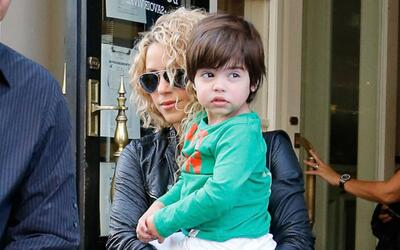 ¡Impresionante! Shakira presume la inteligencia de Milan