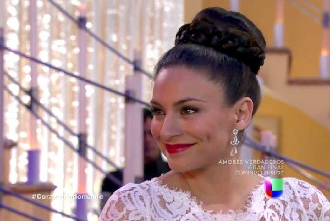 Vaya que Maricruz es muy bonita.