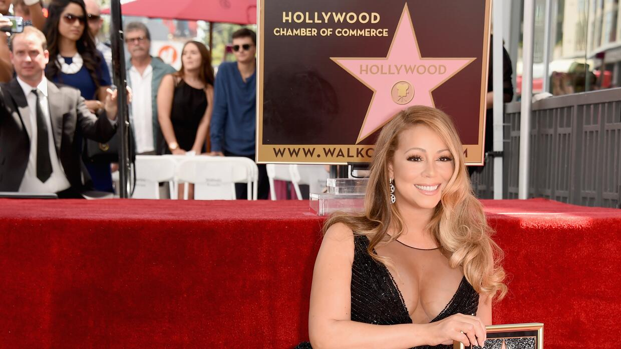 Mariah Carey en Hollywood