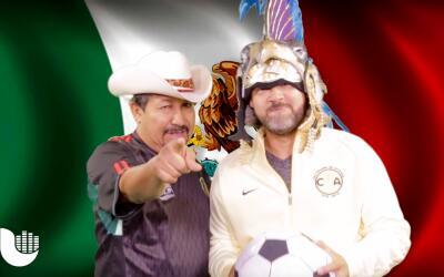 BMF Mexíco vs Panamá