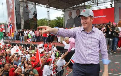 """El candidato popular para la Gobernación aseguró que """"Para..."""