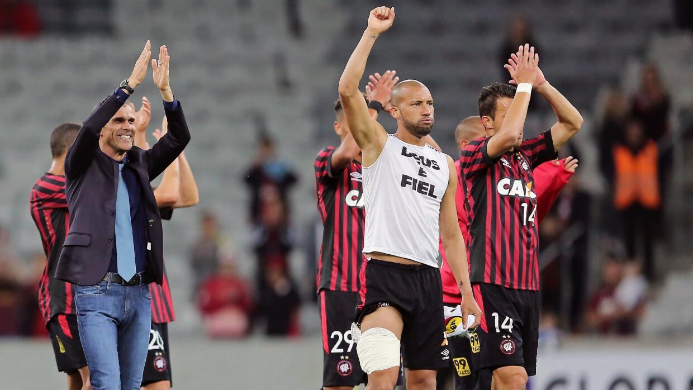 El conjunto brasileño ya está en octavos de final de la Copa Sudamericana