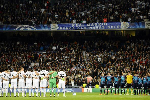 Real Madrid encaró la Vuelta de los Octavos de Final de la Champi...