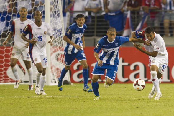Sin embargo, Honduras se defendió con todo preservando su ventaja.