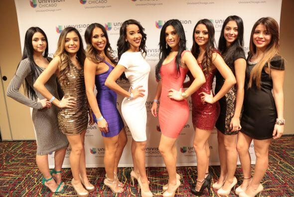 Chicago en búsqueda de Nuestra Belleza Latina