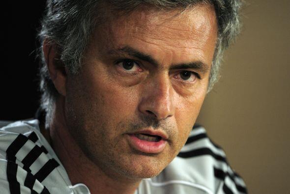Pero los técnicos no se le han ido a Mourinho, en todo pais donde...